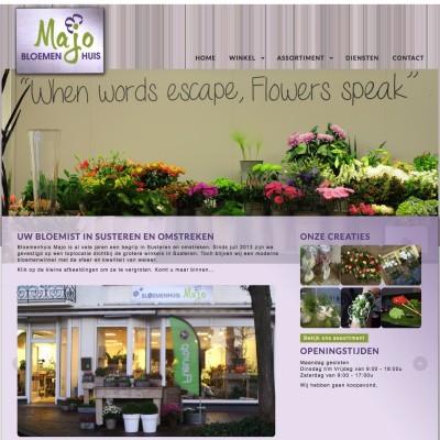 Bloemenhuis Majo