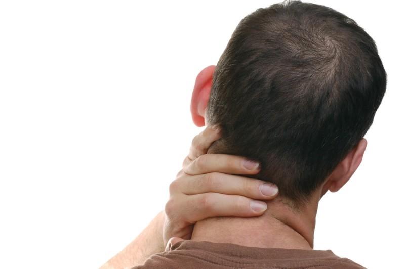 zere spieren nek schouder